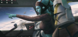 Aayla Secura SWZ Jake Murray