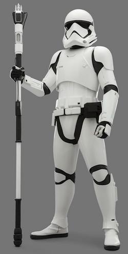 Electroprod trooper
