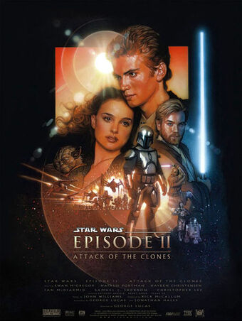 Star Wars Episode Ii Klonene Angriper Vaderpedia Fandom