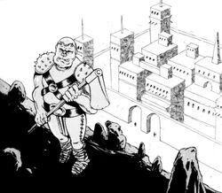 Gamorrean fort