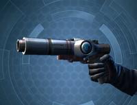 L-14 blaster pistol