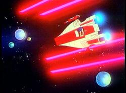 R-22 Spearhead space