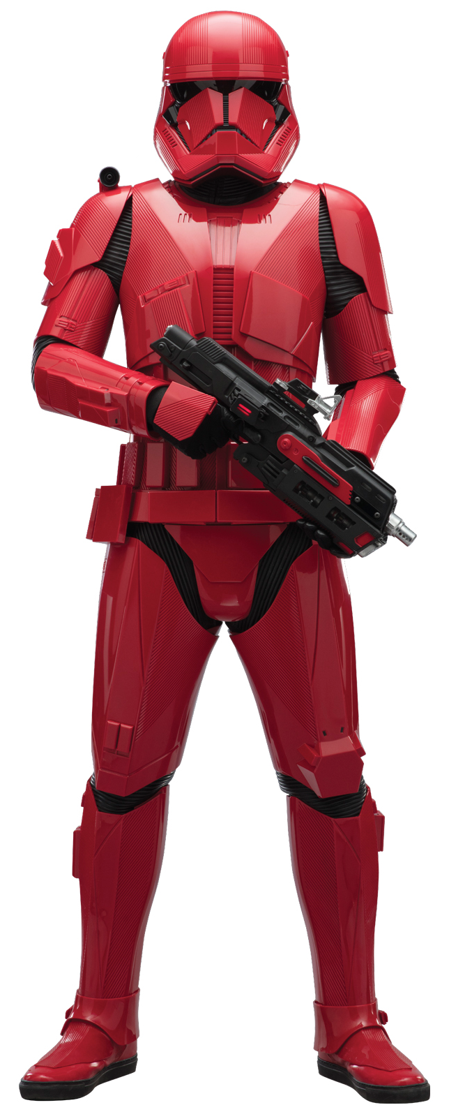 Red Sith Trooper Boys Child Costume NEW Star Wars Rise of Skywalker