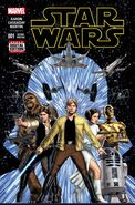 Star Wars Vol 2 1 2nd Printing Variant