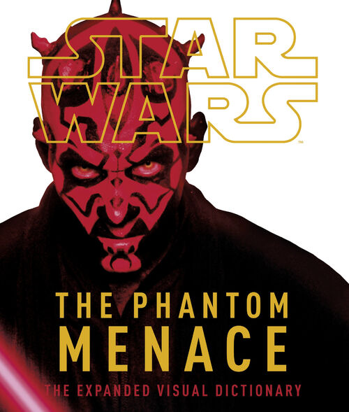 star wars the phantom menace the expanded visual