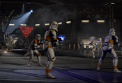 Clone Troops Utapau