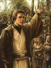 Luke SkyWalker 7