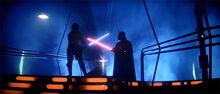 Vader vs Luke