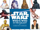 Star Wars: Who's Who in the Galaxy: Character Storybook