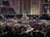 Coruscant civil war