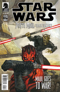Darth Maul - Death Sentence 4