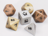 Fantafly polyhedral dice