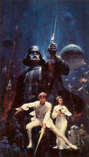 John berkey star wars poster1