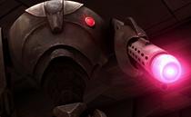 Malevolence SBD commander