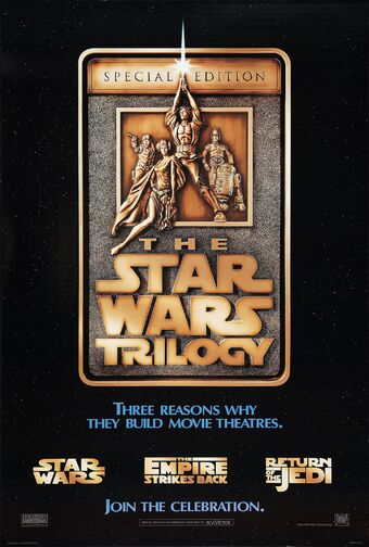 The Star Wars Trilogy Special Edition Wookieepedia Fandom