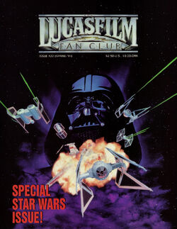 The Lucasfilm Fan Club Magazine 22 (p)