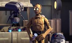 Todo cons 3PO