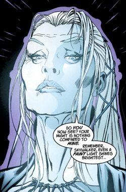 DarkWoman spirit