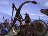 Gungan energy catapult