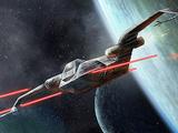 Preybird-class starfighter