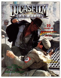 The Lucasfilm Fan Club Magazine 13 (p)