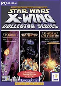 X-Wing Collector Series (1998)