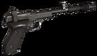 Defender pistol BF2