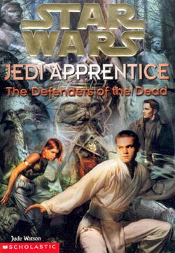 Defenders of the Dead cover