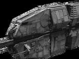20-T Railcrawler conveyex transport
