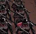 Dark Lord 16 Inquisitor Troopers Bel City