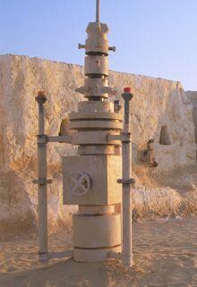 GX-8 water vaporator