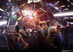 Galaxys-edge-millennium-falcon