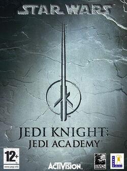 Jedi Knight - Jedi Academy