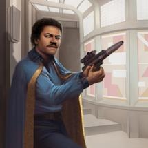 Lando Calrissian Charming Gambler TBG