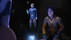 Anakin lightsaber holocron