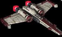 Clone Z-95 starfighter SWE