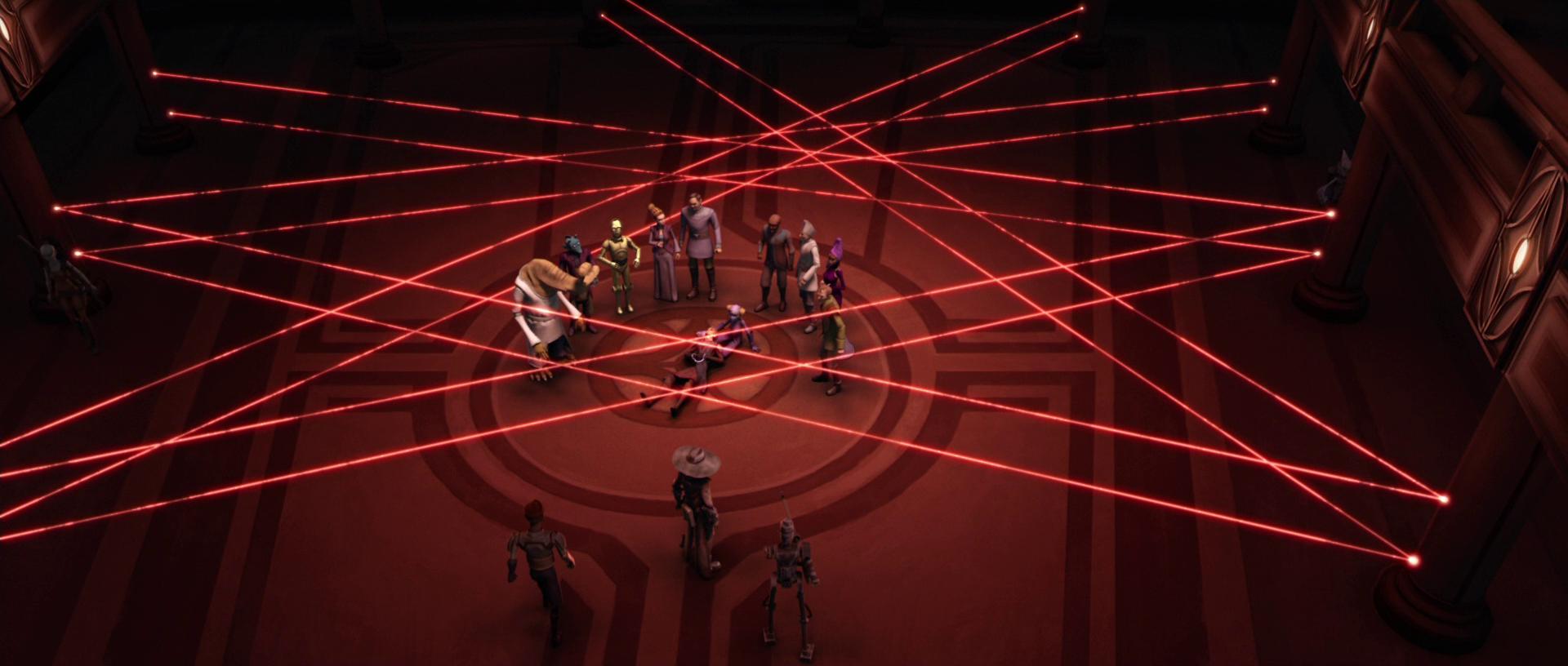 Laser web   Wookieepedia   FANDOM powered by Wikia