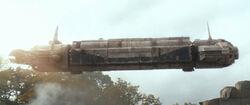 Leia's Resistance Transport