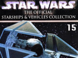 Star Wars: The Official Starships & Vehicles Collection 15