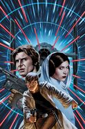 Star Wars 5 Cover