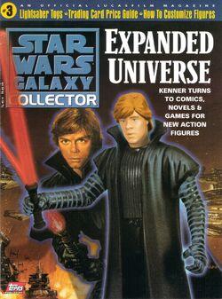 Star Wars Galaxy Collector 3