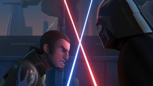 The Siege of Lothal Vader Kanan