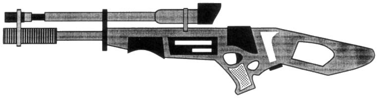 X-45 Sniper Rifle SWJ3