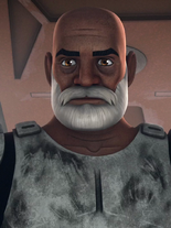 Captain Rex old