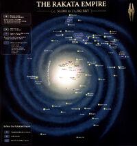 Przed Republiką - Mapa