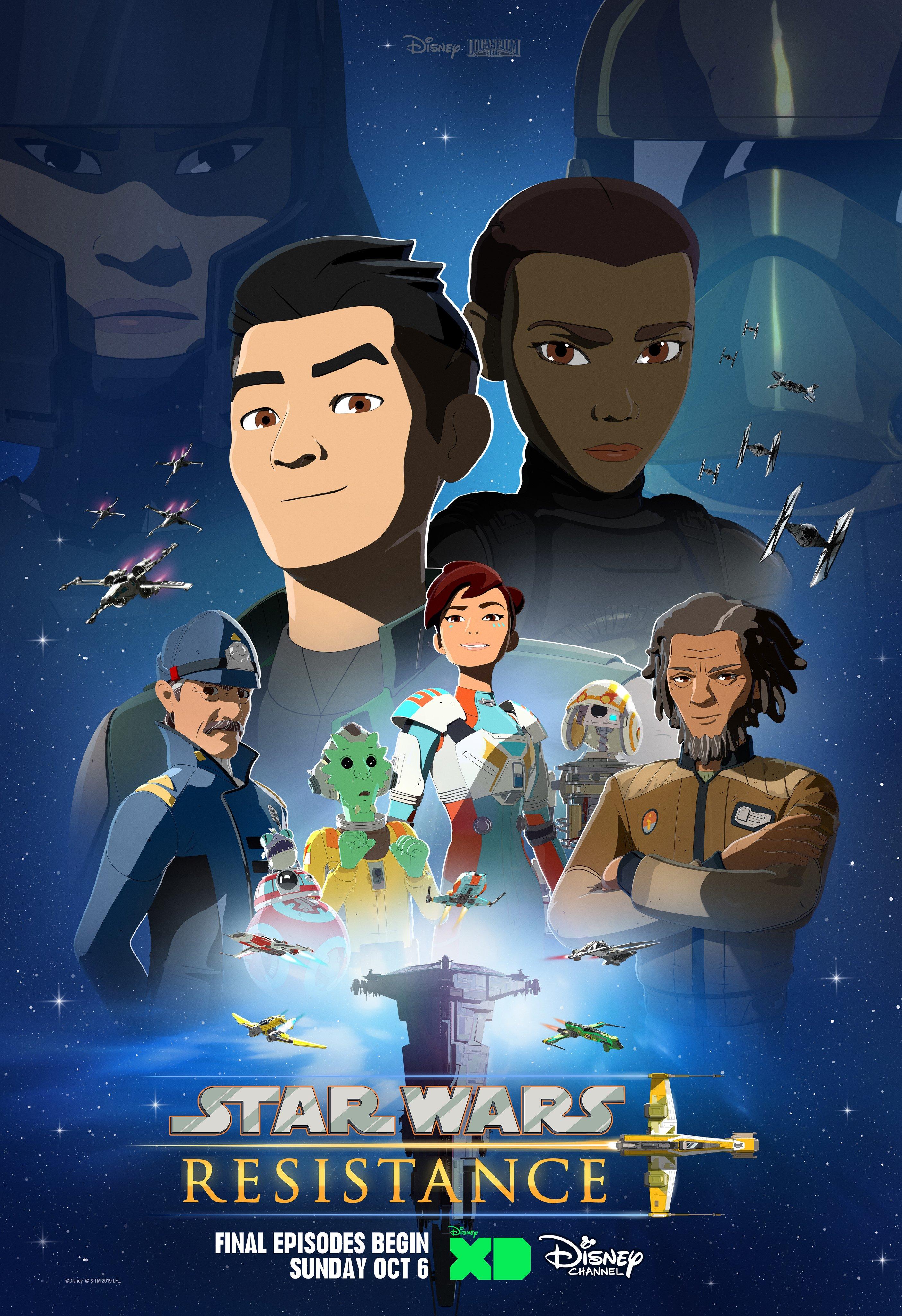 Star Wars Resistance Season Two Wookieepedia Fandom