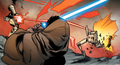 Caleb fights battle droids on Kardoa.png