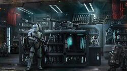 First Order Cargo SWGE