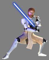 Kenobi Jedi armor