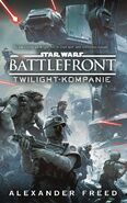 Star Wars Battlefront Twilight Kompanie cover